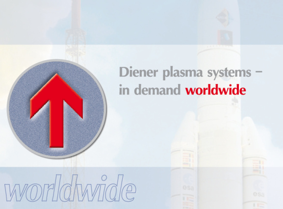 Diener plasma systems - in demand worldwide